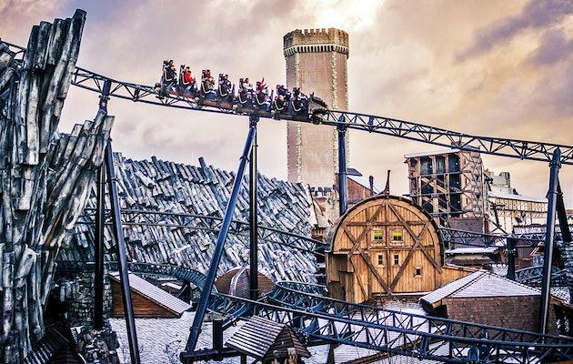 Soyez charmé par la magie à Phantasialand Wintertraum!