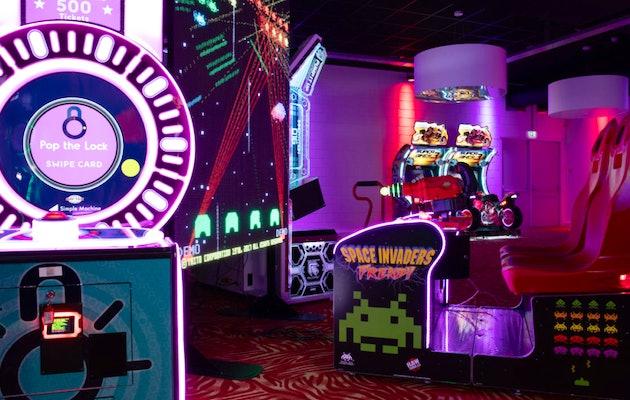 Speeltegoed voor Sir Winston Fun & Games Amsterdam