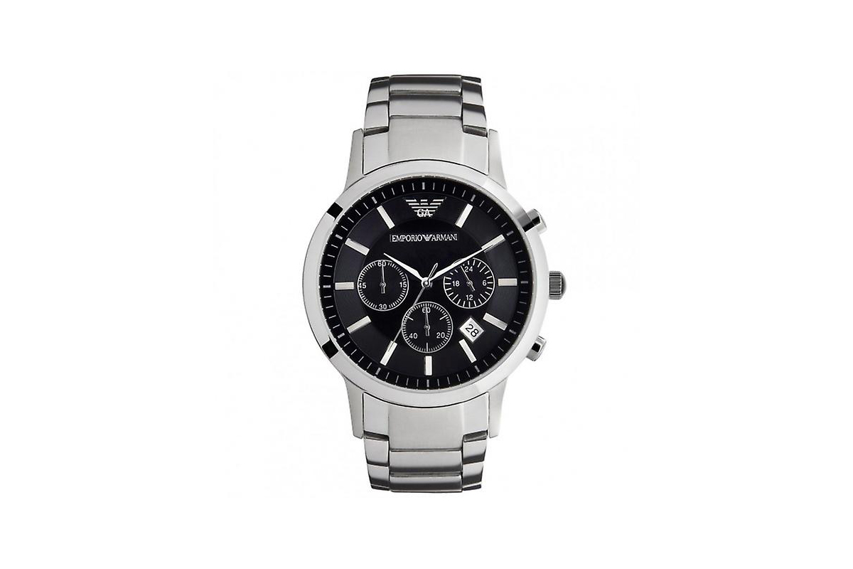 Korting Emporio Armani horloge AR2434