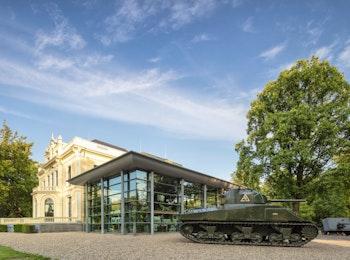 Entreeticket Airborne Museum Hartenstein