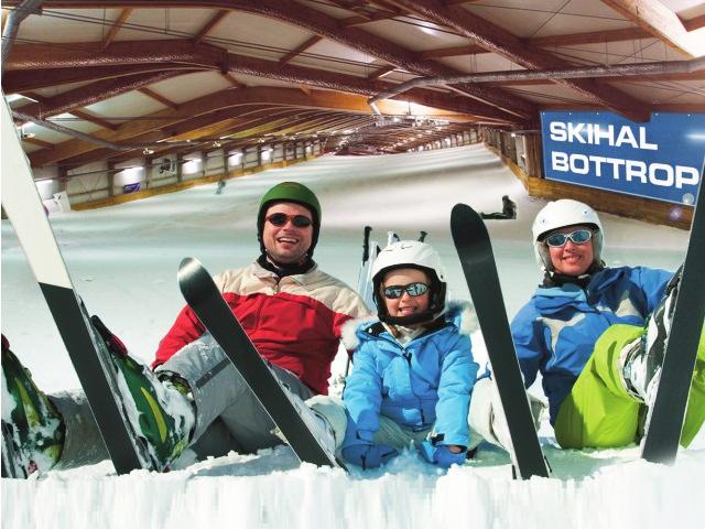 All inclusive genieten bij indoorskibaan Alpincenter Bottrop