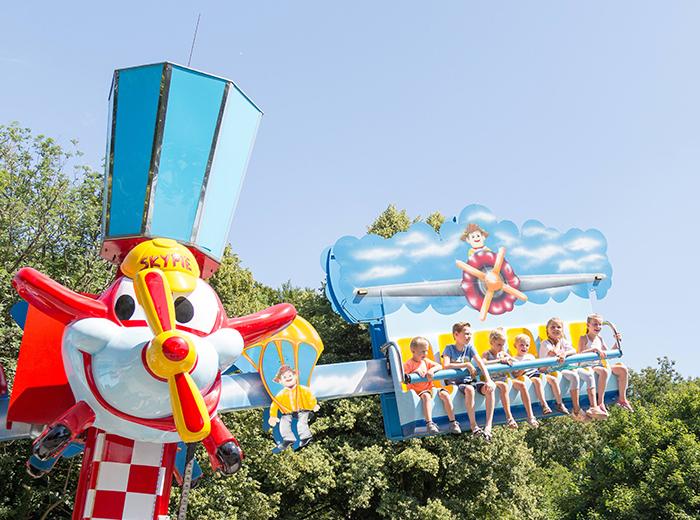 Beleef een onvergetelijke middag in Amusementspark Tivoli!