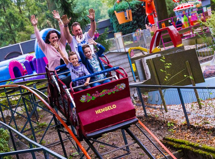 Korting All in entreeticket voor Attractiepark de Waarbeek Hengelo