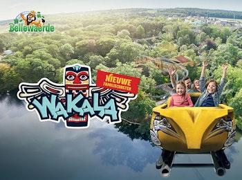 Bellewaerde, een unieke combinatie van attractiepark en dierentuin!