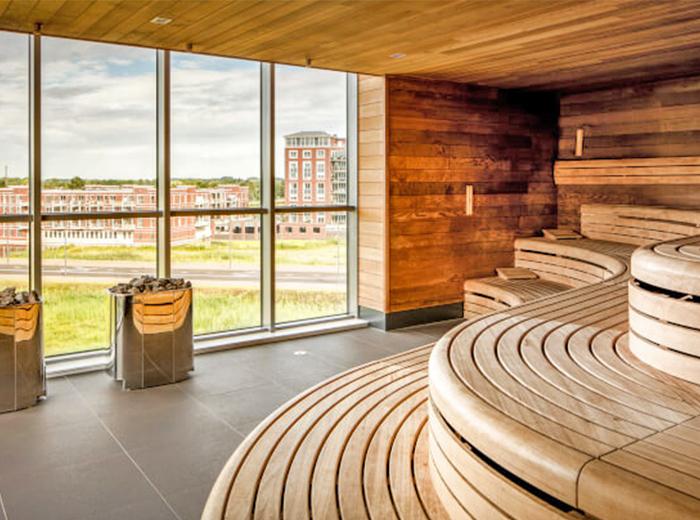 Comfort en een luxe uitstraling bij BLUE Wellnessresort Helmond
