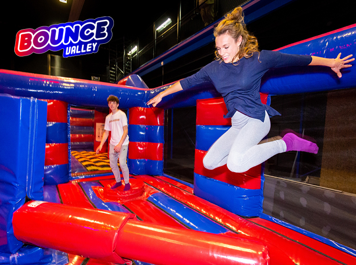 Entreeticket Bounce Valley