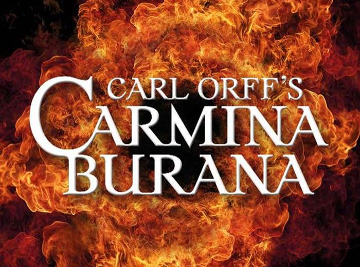 Entreeticket Carmina Burana concert Rotterdam