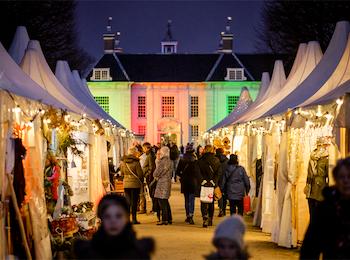 Entreeticket Castle & Christmas Fair