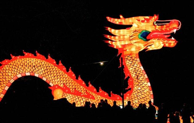 Entreeticket China Lights Emmen
