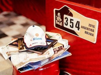 Ontsnap uit de Dakar Challenge Escape Room bij Coronel