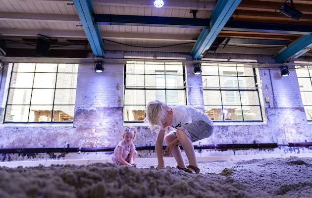 Entreeticket voor de Dino Fabriek in Utrecht