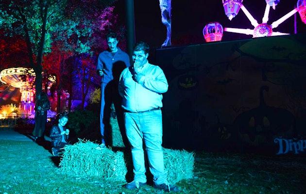Vier Halloween bij Attractiepark DippieDoe!
