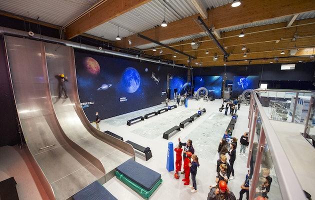 Billet d'entrée pour Euro Space Center