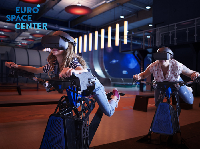Korting Entreeticket Euro Space Center