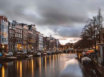 Entreeticket Evening Cruise door Amsterdam
