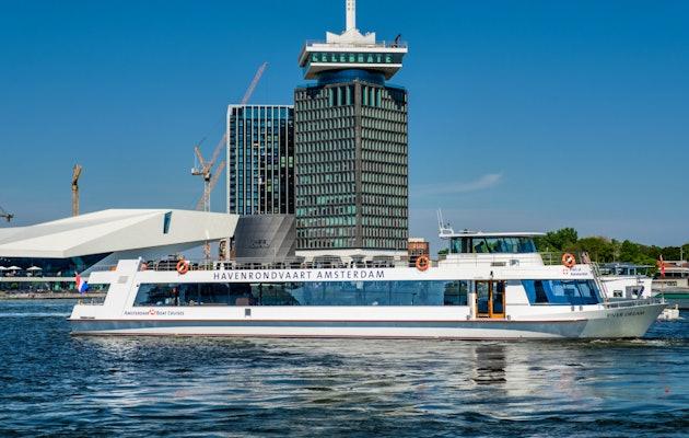 Entreeticket Haringvaart Amsterdamse Zeehaven