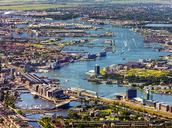Korting Entreeticket Havenrondvaart Amsterdam