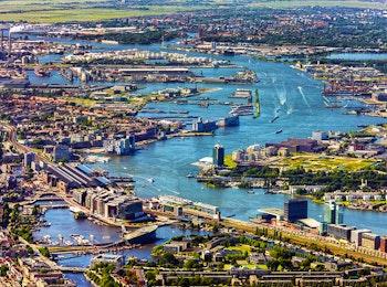 Entreeticket Havenrondvaart Amsterdam