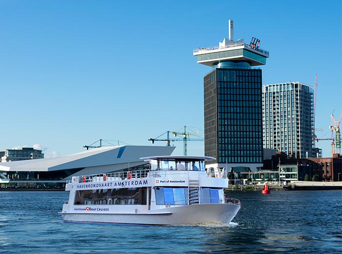 Korting Entreeticket Havenrondvaart Amsterdam Ijmuiden