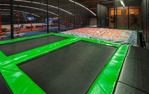 Entreeticket voor Indoorpretpark Maassluis