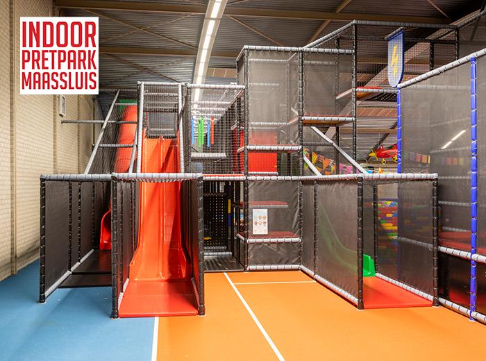 Korting Entreeticket voor Indoorpretpark Maassluis