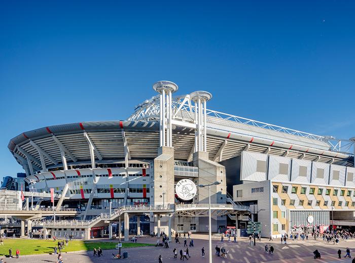 Ontdek de Johan Cruijff ArenA tijdens de stadiontour!