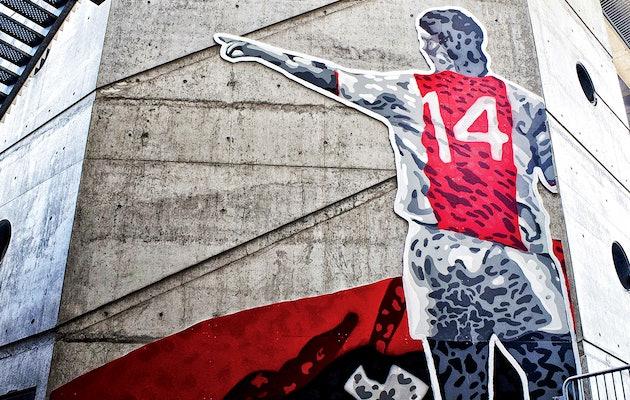 Ontdek alle hoogtepunten van de Johan Cruijff ArenA tijdens de stadiontour!