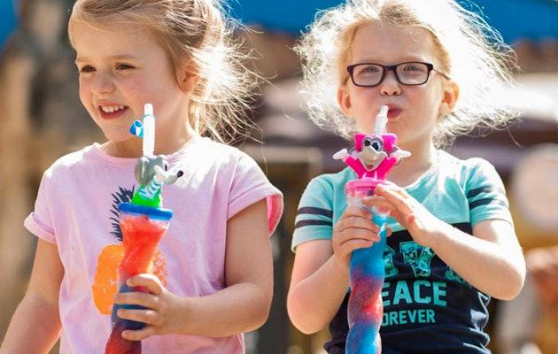 Meer dan 60 te gekke attracties bij Kinderpretpark Julianatoren