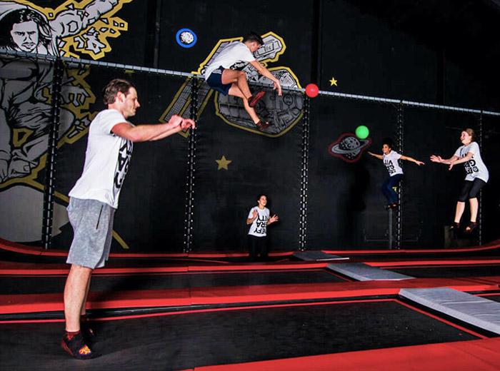 Korting Geniet van 2 uur springen bij Jump XL Zandvoort!