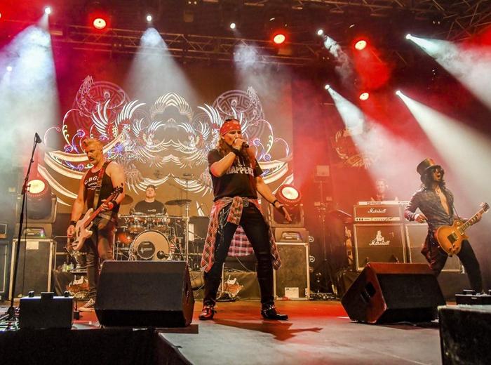 Entreeticket LEGENDS of ROCK Tribute Festival XXL in Silverdome! Zoetermeer