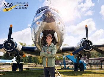 Entreeticket Luchtvaartmuseum Aviodrome