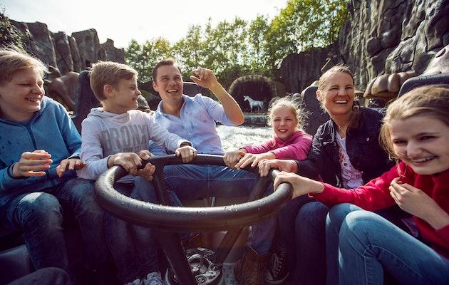 Entreeticket voor Movie Park Germany