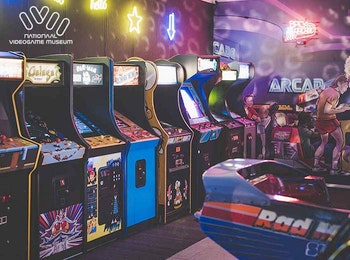 Entreeticket Nationaal Videogame Museum