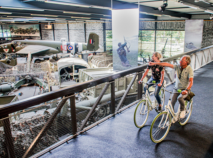Korting Duik terug in de tijd bij Oorlogsmuseum Overloon