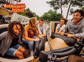 Crier, se détendre et profiter du parc d'attractions Bobbejaanland