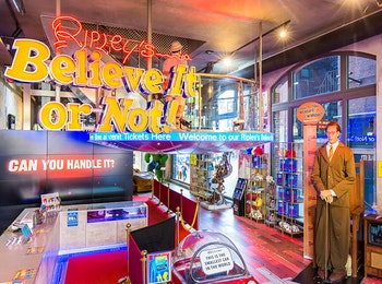 Découvrez l'incroyable chez Believe It or Not de Ripley à Amsterdam!