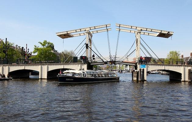 Entreeticket City Canal Cruise door Amsterdam