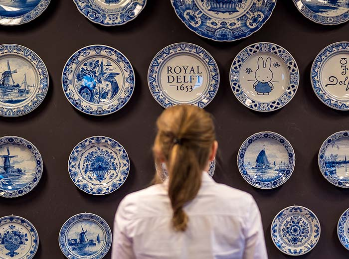 Korting Entreeticket Royal Delft Museum
