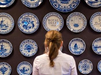 Entreeticket Royal Delft Museum
