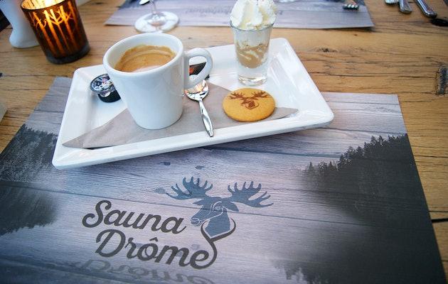Dagentree Sauna Drôme in Putten