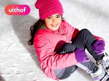 Kom schaatsen bij De Uithof in Den Haag