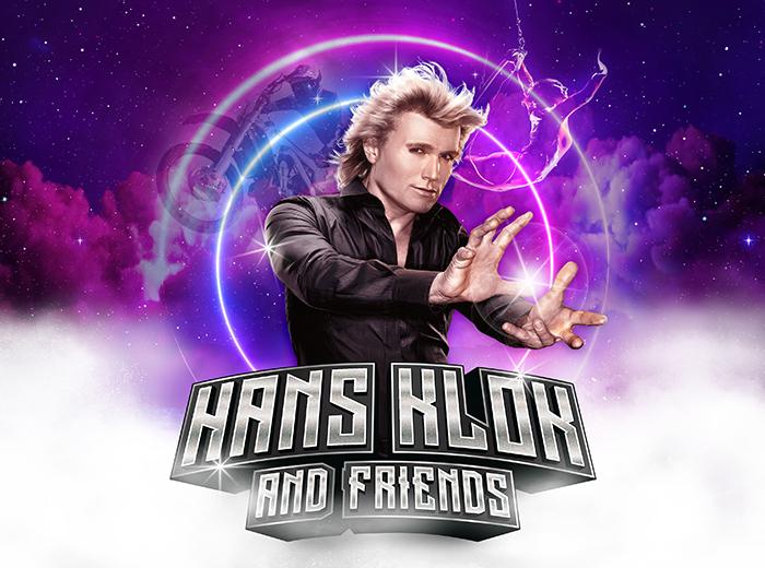Korting Entreeticket voor de show Hans Klok en Friends