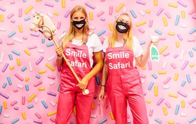 Entreeticket Smile Safari