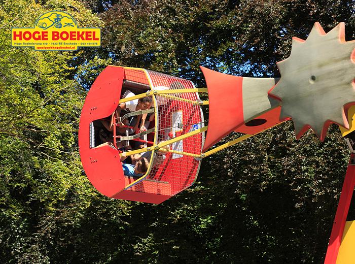 Entreeticket Speelpark Hoge Boekel + 2 attractiemunten