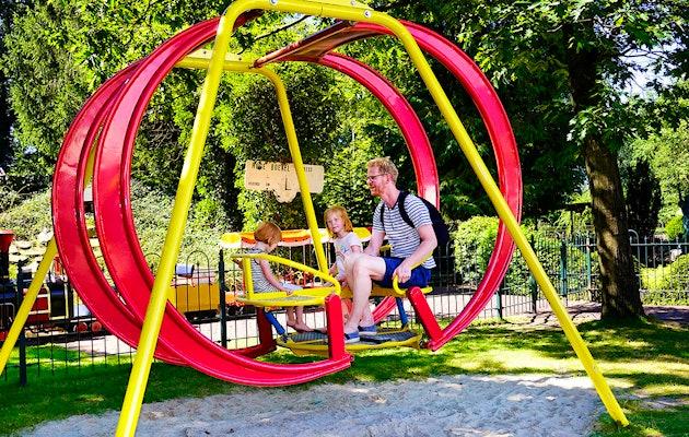 Entreeticket Speelpark Hoge Boekel