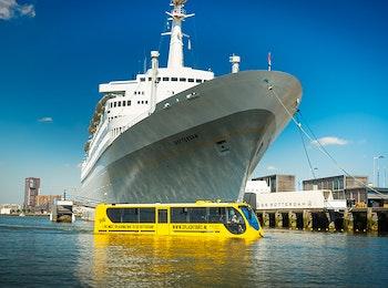 Ontdek de skyline van Rotterdam met Splashtours Rotterdam!