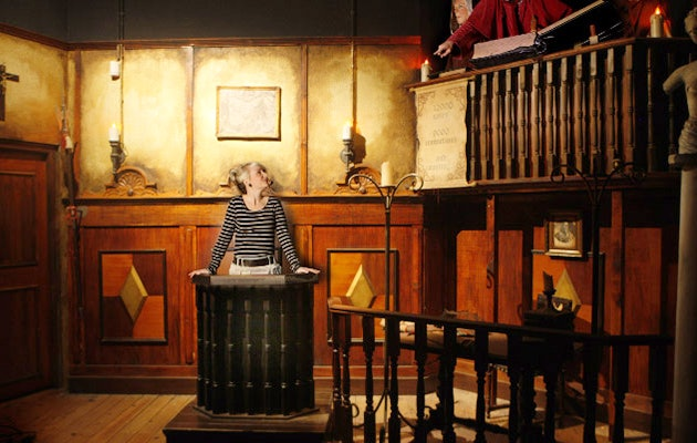 Beleef de duistere geschiedenis van Amsterdam bij The Amsterdam Dungeon