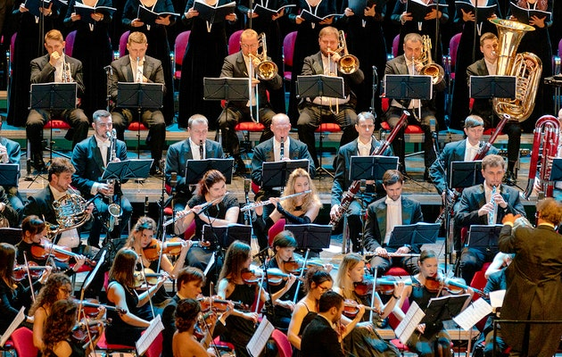 Entreeticket The Movie Symphony in World Forum Theater