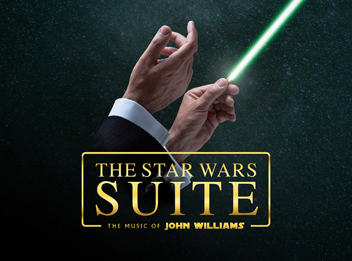 Entreeticket The Star Wars Suites in World Forum Theater...