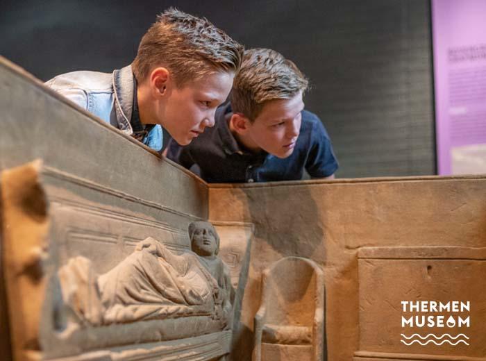Entreeticket voor het Thermenmuseum rome